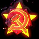 소련군 로고