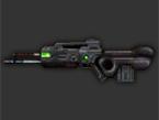 타이베리움 자동소총